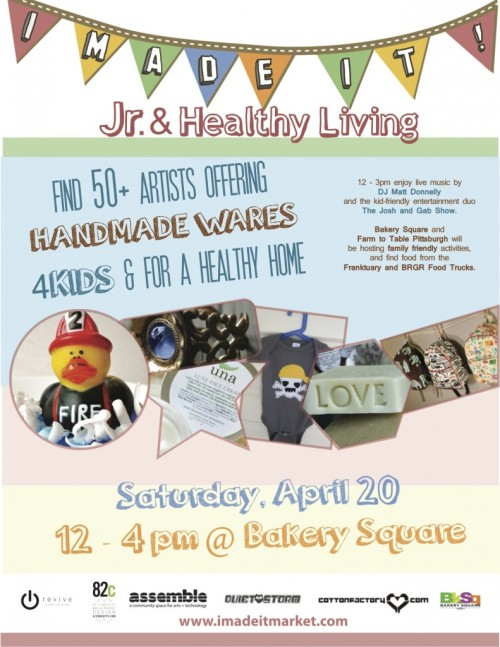 Join Us For I Made It! Jr. & Healthy Living